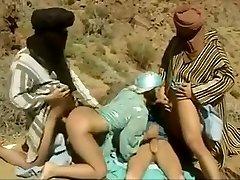 Fabulous homemade Arab, Group Sex adult video