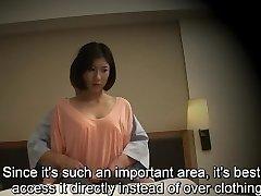 자막 일본 호텔 마사지 구 성난파가옥에 HD