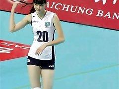Uber-cute Sabina Atlynbekova