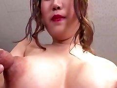 big big tits xxl puffies