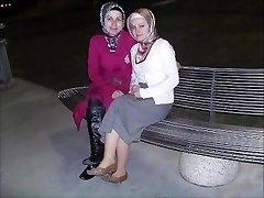Τουρκικά αραβικά ασίας hijapp μείγμα ph
