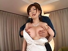Rio Hamasaki finger-tickled and fucked