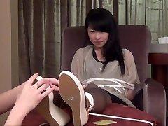 Asian Pantyhose Kittling