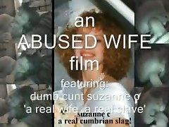 Manhandled wife