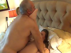 Bear fucks his wife hard