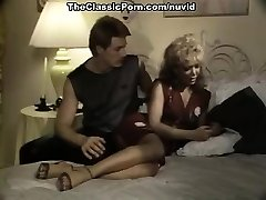 Colleen Brennan, Karen Summer, Jerry Butler in old school pornography