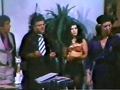 Desejos Sexuais de Elza - Pornography Vintage Brazilian