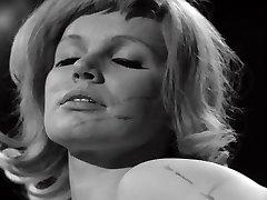 TASTE THE WHIP - vintage 60's female dom whipping
