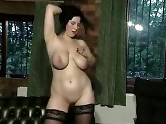 Huge-titted FC babe plays 01