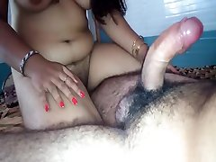 Real Bhabhi wid Neighbour Boy Hindi Audio