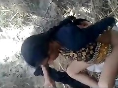 Plowing neighbour bhabhi in the open area