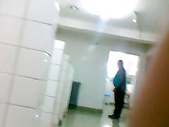 Daddy toilete