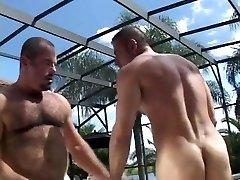 Hairy Men in Paradise