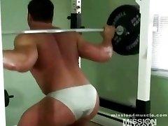 Big Huge Muscle guys