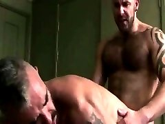 Straight muscled stud hunks rams tight ass