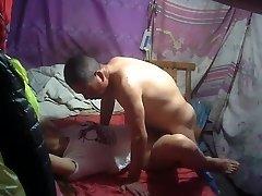 Grandpa Rents A Chinese Vag