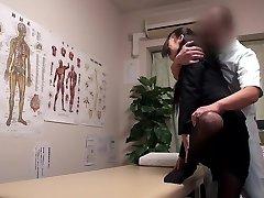 Amateur op 12 OL in de massagesalon deel 4