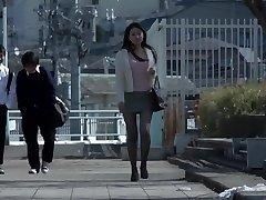 樱花三岛在新的女教师是纯粹的第1部分