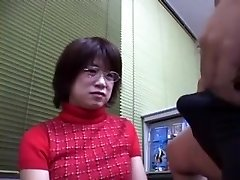 CFNM Japansk Cumshots