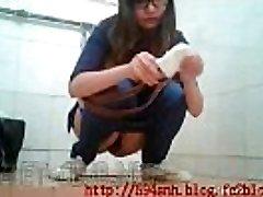 Asian public toilet voyeur1-Ten-1