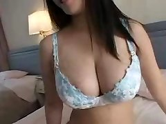 Playing With Big Breasts