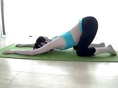 Wii Fit Trener Yoga japansk cosplay jente