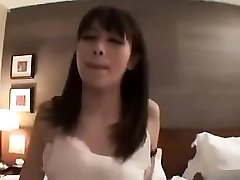 Subtitled POV Japanese AV busty bath blow-job hand job