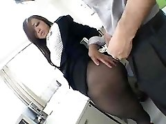The Finest Pantyhose Worship Scene EVER