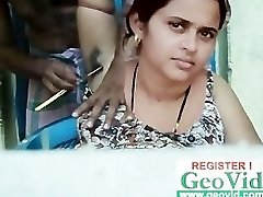 gay-for-pay razor shaving of woman armpits hair by barber to smooth &