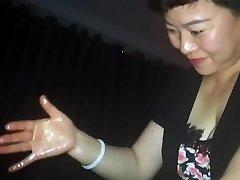A kínai, indiai desi kakas masszázs cum - 2. rész