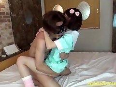 Bucktooth Jav Teen Miruku Chubby Butt Schoolgirl Gets Creampie Splatters It Out Amazing Flabby Ass