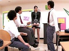 Worshiping Schoolteacher