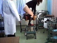 Japanese college girl medical voyeur sex