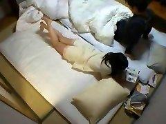 Yuu Shinoda Naughty Japanese chick gets her wet pussy fingered