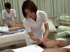 Exotic Japanese bi-atch Ryo Sena, Imai Natsumi, Yuzu Yamanashi in Mind-blowing Nurse/Naasu JAV scene
