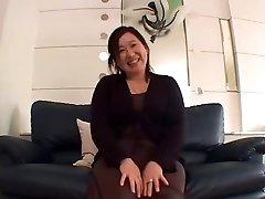 Chinese BBW Granny Internal Ejaculation sanae arai 52years