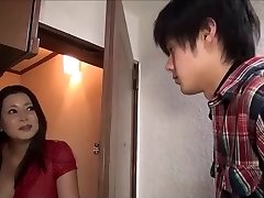 Roleplay Japanese Mommy NOT her son-in-law English subtitles