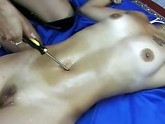 Navel torment SEXY