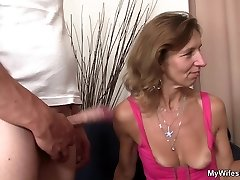 She is riding not stepson in law cock