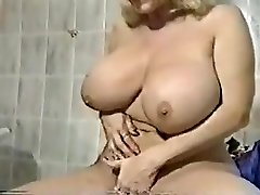 Finest homemade Big Tits, Blonde sex clip