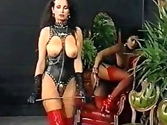 Female Female Domination-Goddess #1, 1987 Teresa Orlowski,Jeannie Pepper Part 1