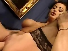 Anal Black-haired