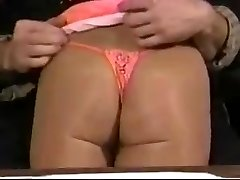 Vintage office fuck-a-thon
