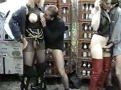 Klasična nemška fetiš video FL 7