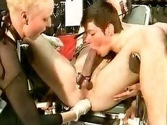 sg16 p3 knuckle assfucking domination partie montrable