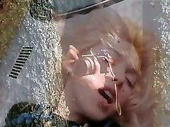 Marilyn Jess - Platinum-blonde Beauty and a Truck Hood (Gr-2)