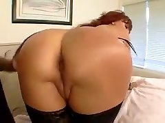 Sexy Vanessa - A Big Black Cock Classic
