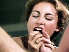 Loni Sanders Best Vintage Blowjob-Inhale
