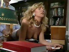 Ursula Gaussmann-Romp at the office(Gr-2)
