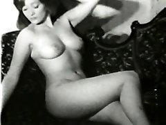 Erotic Nudes 581 50s and 60s - Scene 2